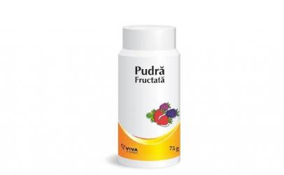 Pudră fructată Viva Pharma, 75 g