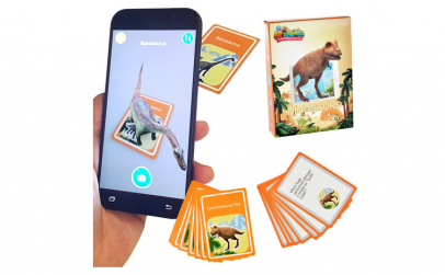 Cartonase pentru aplicatie telefon 3D,