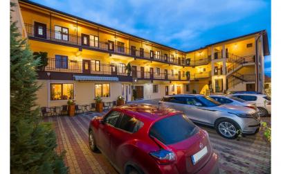 Long Street Hotel 3* - Brasov