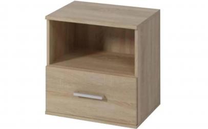 Noptiera Sonoma cu 1 sertar