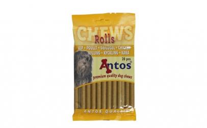 Recompense pentru caini Antos, Baton,