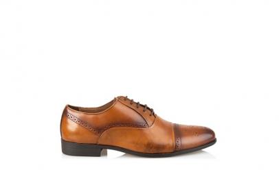 Pantofi barbati piele naturala 7404