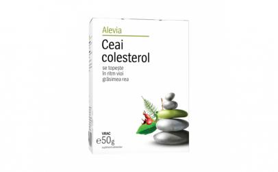 Ceai colesterol