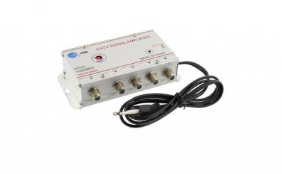 Amplificator TV cablu, splitter 4