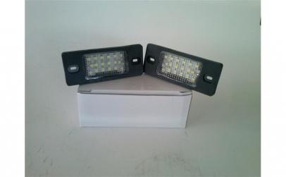 Lampa LED numar 7501 compatibila pe