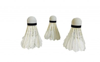 Set 3 fluturasi badminton pene