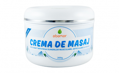 Crema de masaj 200 g