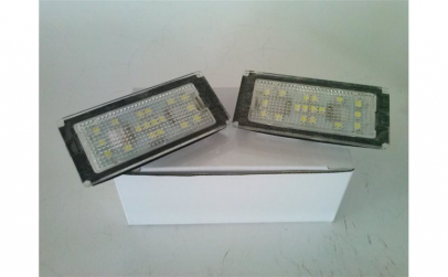 Lampa LED numar 7124 compatibila pe BMW