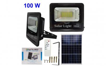 100w led panou solar
