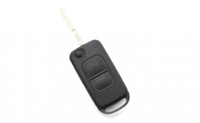 Mercedes Benz - Carcasa tip cheie