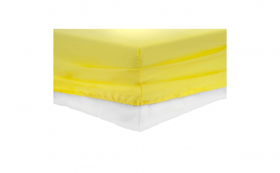 Cearceaf de pat cu elastic, 180x200 cm