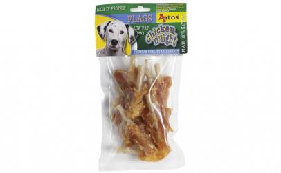 Recompense pentru caini Antos, Chicken D