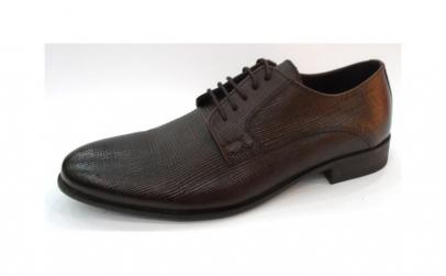 Pantofi eleganti barbati 7410 maro