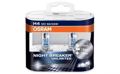 Osram H4 Night Breaker Unlimited
