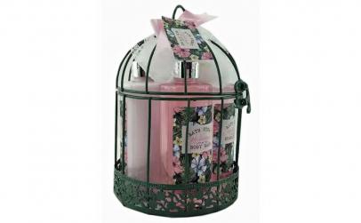 Set cadou cu 5 produse Hibiskus