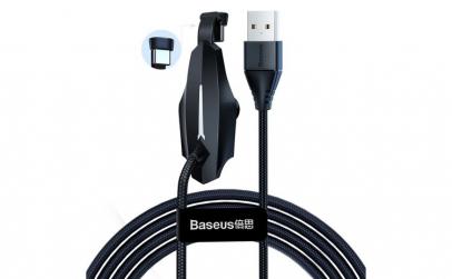 Cablu de date/incarcare Baseus, Colorful
