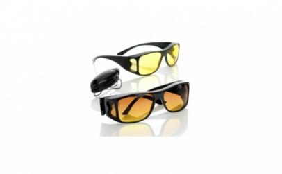 Set 2 perechi ochelari de zi si de noapt