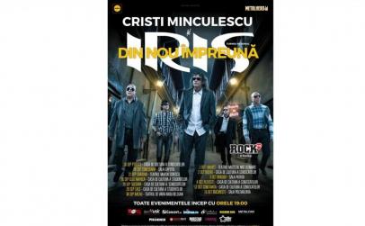 Concert Cristi Minculescu Iris Brasov