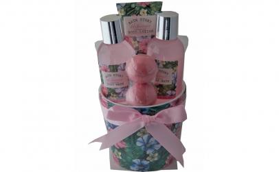 Set cadou cu 4 produse Hibiskus