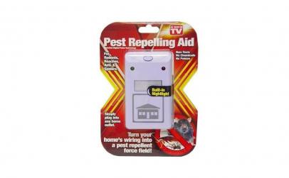 Aparat Riddex anti-insecte si rozatoare