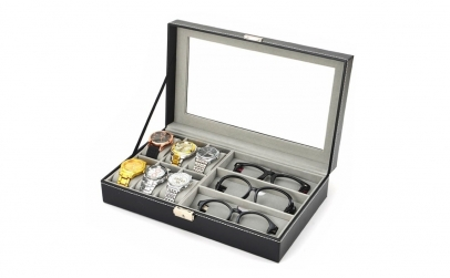 Cutie depozitare ceasuri si ochelari