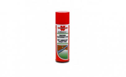 Spray lubrifiant uscat cu teflon PTFE