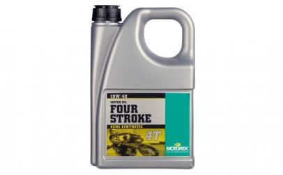 Motorex   Four Stroke 10W40   4l
