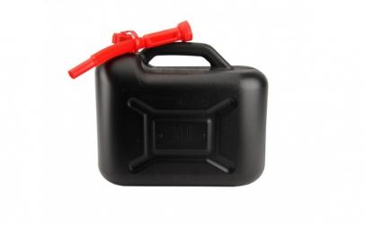 Canistra recipient plastic cu palnie