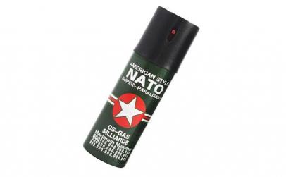 Spray iritant lacrimogen paralizant