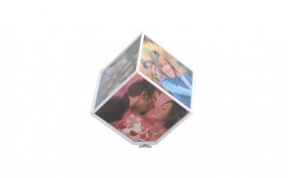 Rama in forma de cub cu 5 laturi