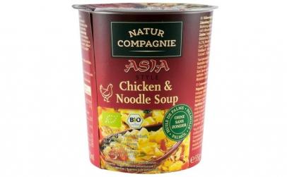 Asia Style - Supa bio de pui cu taitei,