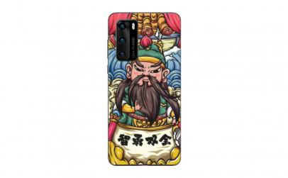 Skin Huawei P40 Super TOUCH