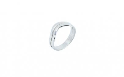 Inel Tip Verigheta Argint 925, Marimea