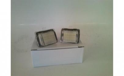Lampa LED numar 7205 compatibiala
