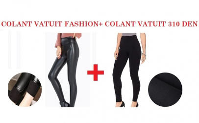Set colanti fashion + colanti vatuiti