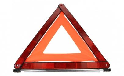 Triunghi auto reflectorizant avertizare