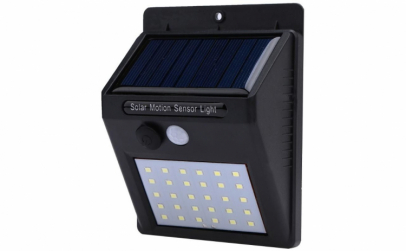 Lampa solara si senzor de miscare 30 LED