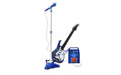 Chitara Electrica Cu Amplificator