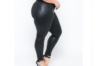 Pantalon piele ecologica 5045