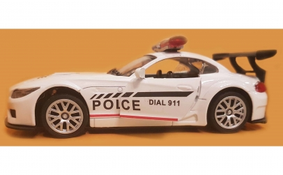 Masina politie la doar 39RON