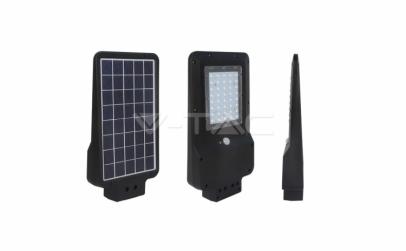 Lampa stradala - cu energie solara