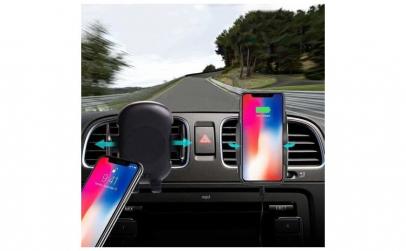 Suport auto telefon cu senzor inteligent