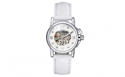 Ceas de dama Winner skeleton Automatic