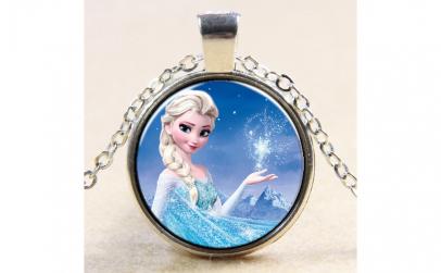 Pandantiv pentru fetite, Elsa, Frozen