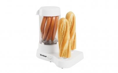 Aparat pentru preparat Hot Dog Trisa
