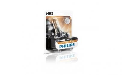 Bec auto pentru far Philips HB3 Vision