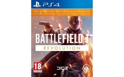 Joc Battlefield 1 Revolution Edition