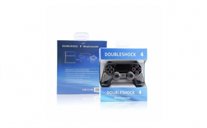 Gamepad cu fir Doubleshock4 PS4