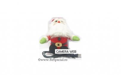 Camera web USB Mos Craciun