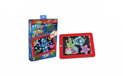 Tableta desen Magic Pad - 8 efecte